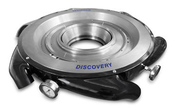 DISCOVERY: cooling rings for bubble film extrusion
