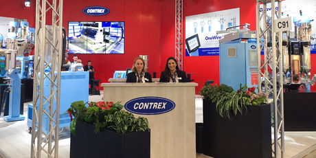 Great success for Contrex at Plast exhibition 2018